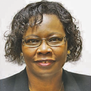 Dr. C. Jinya, President of Bankers Association of Zimbabwe