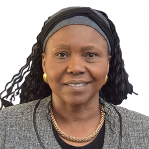 Hon. Oppah Muchinguri Kashiri, Minister of Environment, Water and Climate