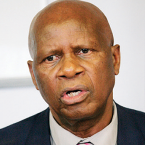 Hon. Patrick Chinamasa, Minister of Finance and Economic Development